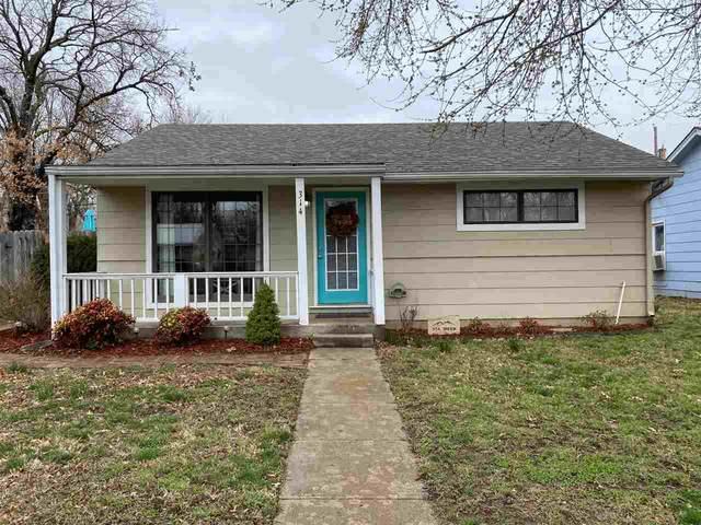 314 Meek Ave, Arkansas City, KS 67005 (MLS #578842) :: Lange Real Estate