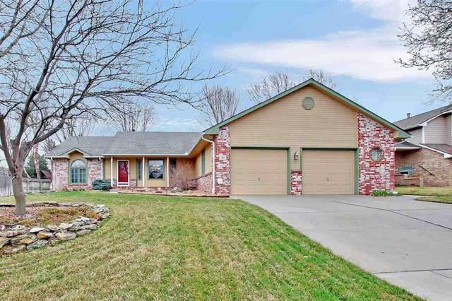 138 N Birch Ct, Andover, KS 67002 (MLS #578864) :: Lange Real Estate