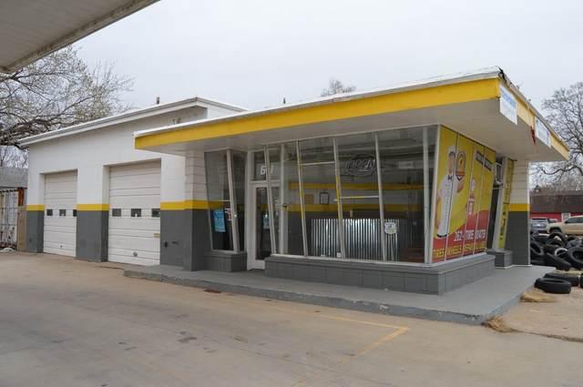 611 W Harry St, Wichita, KS 67213 (MLS #578866) :: Lange Real Estate