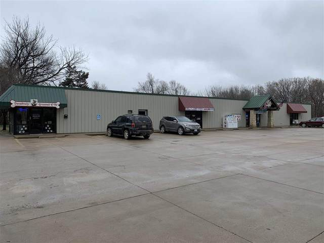 206 S Kansas Ave, Newton, KS 67114 (MLS #578869) :: Pinnacle Realty Group