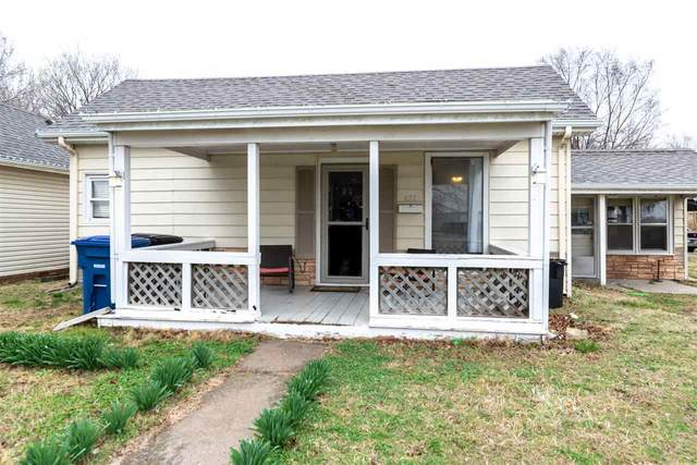 432 E Clark Ave, Augusta, KS 67010 (MLS #578883) :: Lange Real Estate