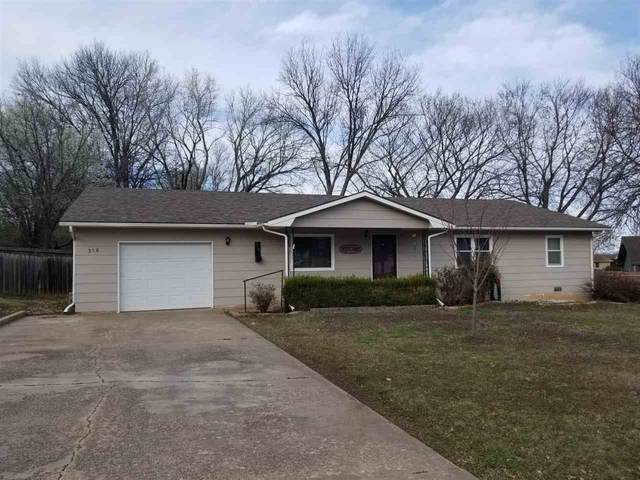 316 Warren Way, Arkansas City, KS 67005 (MLS #578884) :: Pinnacle Realty Group