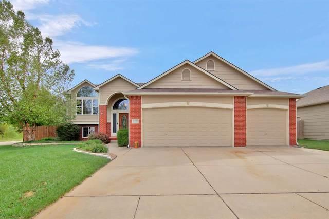 6750 N Poston St, Park City, KS 67219 (MLS #578904) :: Lange Real Estate
