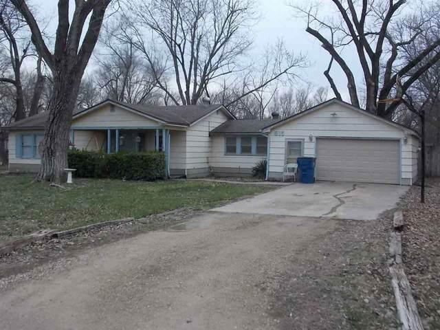 615 S Ruth Ave, Andover, KS 67002 (MLS #578918) :: Lange Real Estate