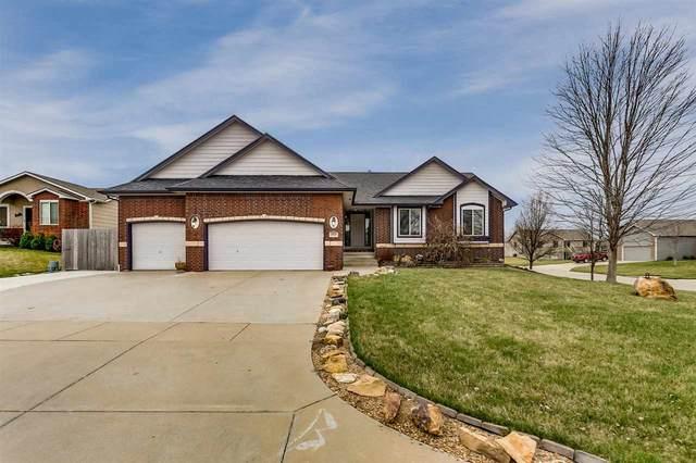 1931 E Wyndham Rd, Park City, KS 67219 (MLS #578936) :: Lange Real Estate