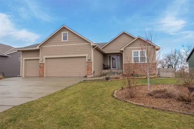 10703 W Greenfield St, Wichita, KS 67215 (MLS #578945) :: Kirk Short's Wichita Home Team