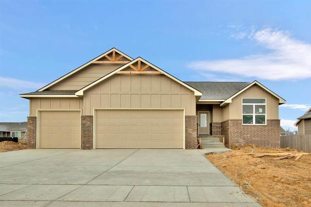 2909 E Fairchild Ct Cambridge Valle, Park City, KS 67219 (MLS #578953) :: Kirk Short's Wichita Home Team