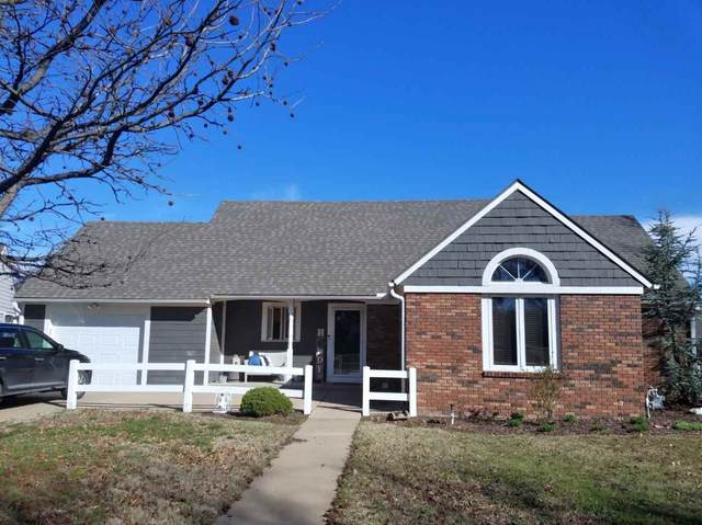 27 Shadybrook Dr, Wellington, KS 67152 (MLS #578954) :: Lange Real Estate