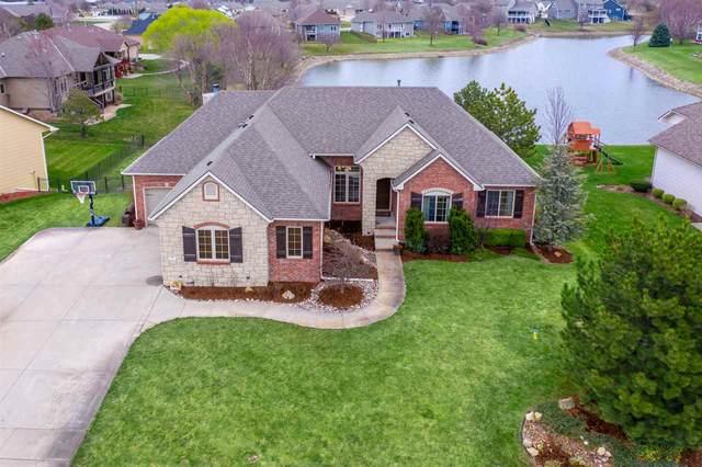 210 N Valley Creek Dr, Valley Center, KS 67147 (MLS #578965) :: Kirk Short's Wichita Home Team