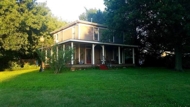 202 S Kansas Ave, Oxford, KS 67119 (MLS #579031) :: Lange Real Estate