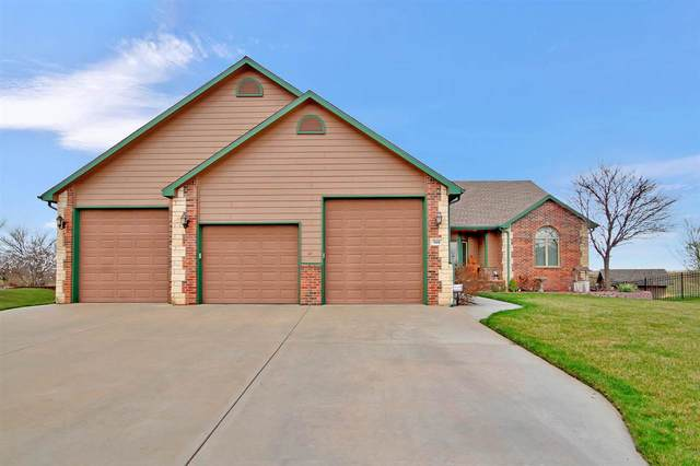 568 N Caleb St, Haysville, KS 67060 (MLS #579037) :: Lange Real Estate