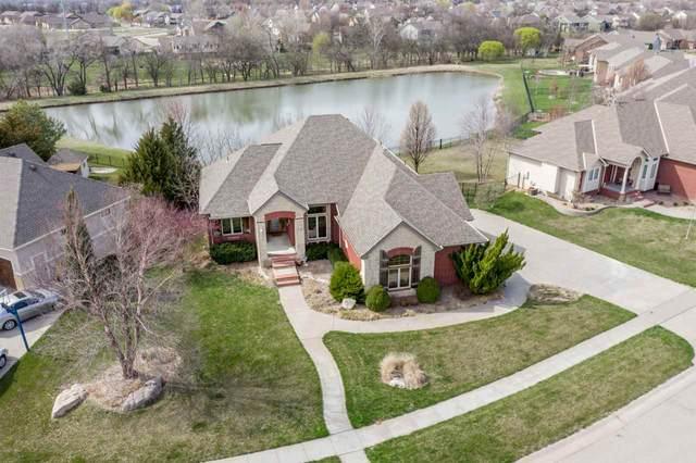 713 N Bel Arbor St, Derby, KS 67037 (MLS #579063) :: Lange Real Estate