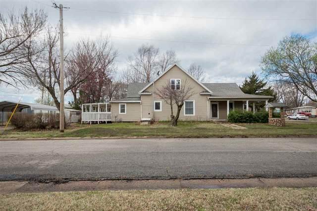 223 E 9th St., Harper, KS 67058 (MLS #579067) :: Lange Real Estate