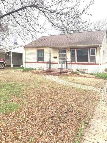 822 N Anthony Ave, Anthony, KS 67003 (MLS #579068) :: Lange Real Estate