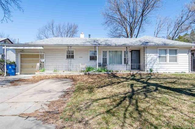 3322 E Osie St, Wichita, KS 67218 (MLS #579073) :: On The Move