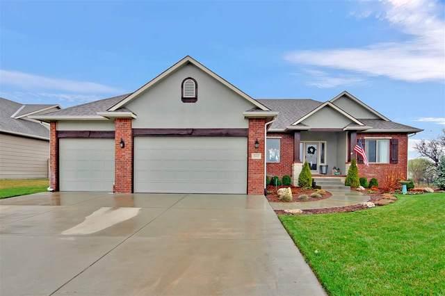 2442 N Sandstone St, Andover, KS 67002 (MLS #579103) :: Lange Real Estate