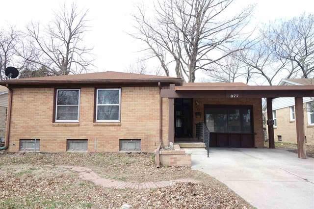 877 Fabrique  Street, Wichita, KS 67218 (MLS #579112) :: Graham Realtors
