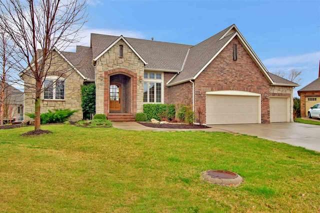 1519 E Kalispell Ct, Andover, KS 67002 (MLS #579114) :: Lange Real Estate