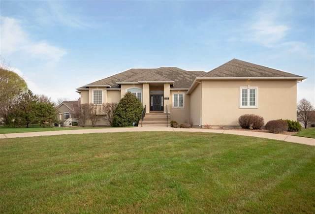 13418 E Birchwood St, Wichita, KS 67230 (MLS #579116) :: Keller Williams Hometown Partners