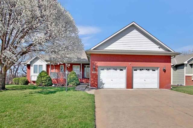 4945 N Shadow Lane, Park City, KS 67219 (MLS #579123) :: Lange Real Estate