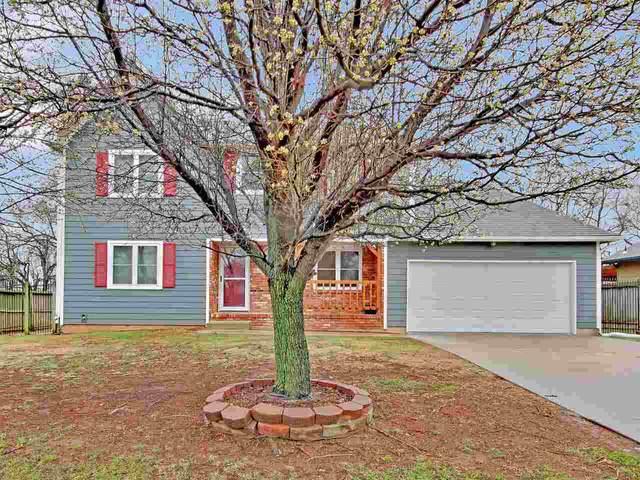 1637 E James St, Derby, KS 67037 (MLS #579135) :: Lange Real Estate