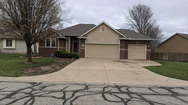 2434 N Pine Grove, Wichita, KS 67205 (MLS #579140) :: On The Move