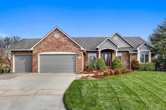 2073 N Glen Wood Ct, Wichita, KS 67230 (MLS #579145) :: Keller Williams Hometown Partners
