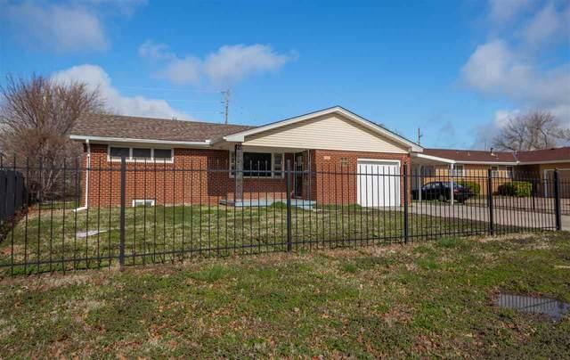 2915 Fairmount St, Wichita, KS 67220 (MLS #579152) :: Lange Real Estate
