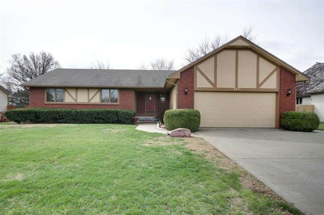 331 W Douglas Ave, Andover, KS 67002 (MLS #579164) :: Lange Real Estate