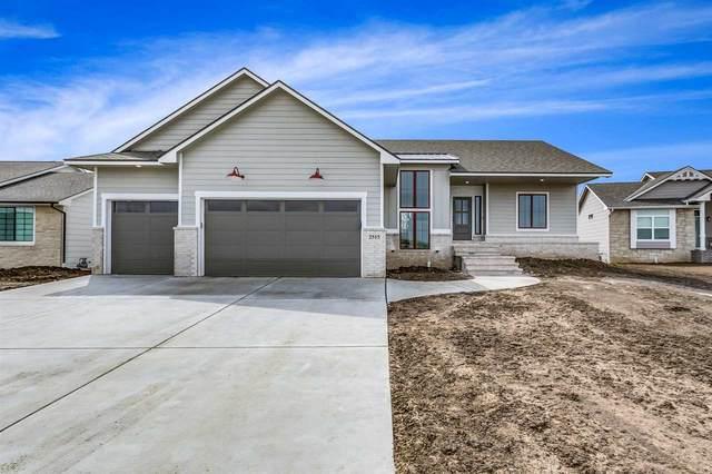 2515 N Quartz, Andover, KS 67002 (MLS #579166) :: Keller Williams Hometown Partners