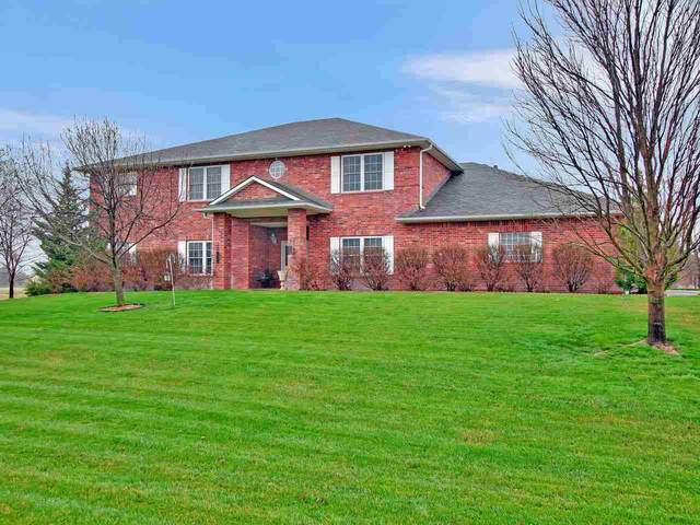 7242 SW Pinebluff Ct, Augusta, KS 67010 (MLS #579179) :: Lange Real Estate