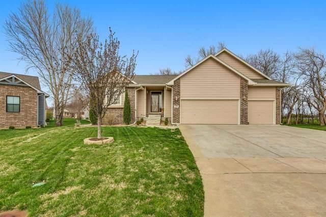 4706 Briargate Ct., Wichita, KS 67219 (MLS #579189) :: Lange Real Estate