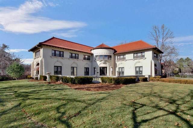401 N Belmont Ave, Wichita, KS 67208 (MLS #579201) :: Pinnacle Realty Group