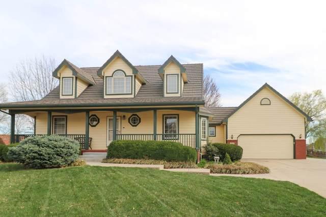 1445 E Hidden Ridge Ct, Derby, KS 67037 (MLS #579206) :: Lange Real Estate