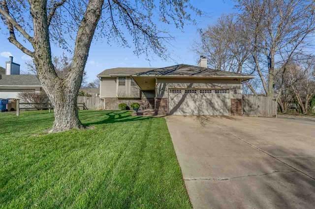 2327 N White Oak Rd, Derby, KS 67037 (MLS #579215) :: Lange Real Estate
