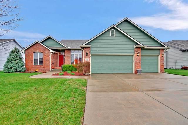 4315 N Barton Creek Cr, Wichita, KS 67226 (MLS #579217) :: Lange Real Estate