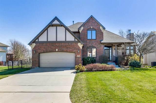 2702 N Dublin Cir, Wichita, KS 67226 (MLS #579224) :: Lange Real Estate