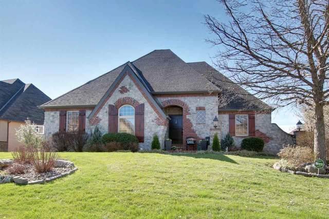 1431 Chaumont Cir, Andover, KS 67002 (MLS #579233) :: Lange Real Estate