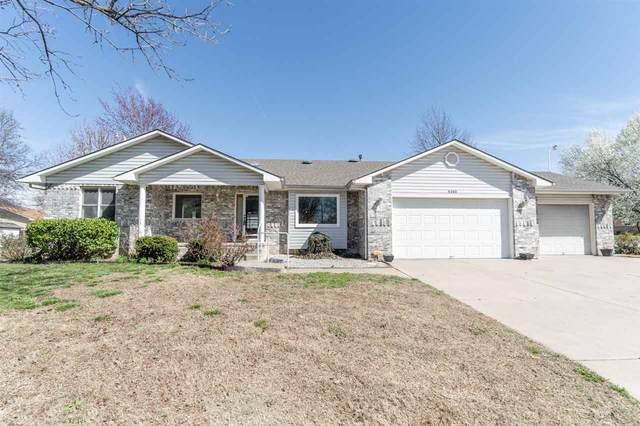 6300 N Hydraulic St, Park City, KS 67219 (MLS #579234) :: Lange Real Estate