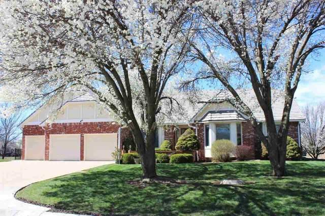 4137 N Sweet Bay Cir, Wichita, KS 67226 (MLS #579235) :: Lange Real Estate