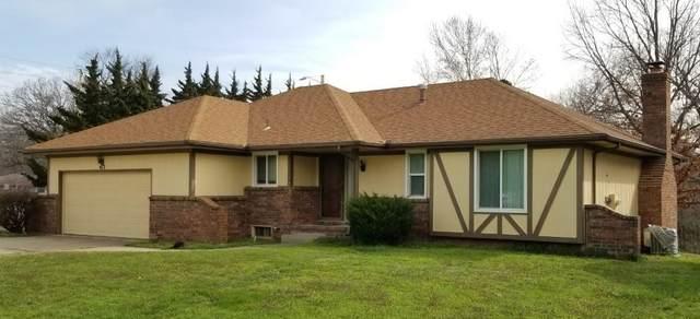 412 N Willow Dr, Derby, KS 67037 (MLS #579246) :: Lange Real Estate