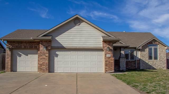 5319 S Pattie Ct, Wichita, KS 67216 (MLS #579257) :: On The Move