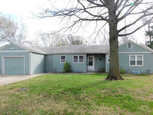 120 N Olive Ave, Mulvane, KS 67110 (MLS #579259) :: Lange Real Estate