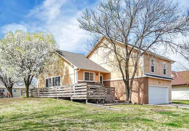 625 S Spruce St, Goddard, KS 67052 (MLS #579264) :: Lange Real Estate