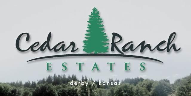 TBD Lot 6 Block B, Cedar Ranch Estates, Derby, KS 67037 (MLS #579272) :: Lange Real Estate