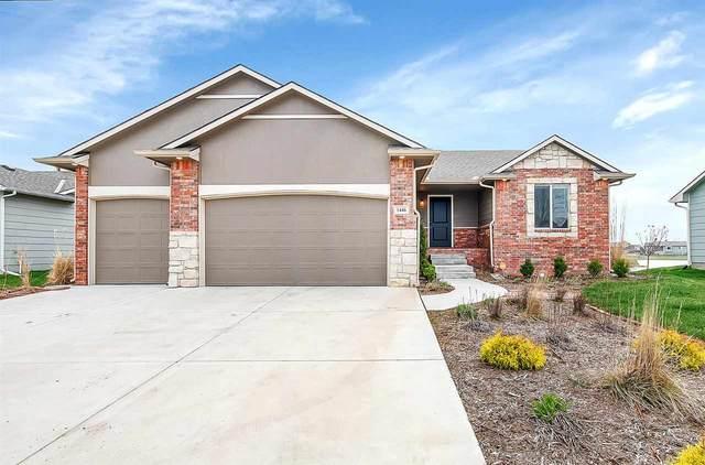 1446 N Aster St, Andover, KS 67002 (MLS #579278) :: Lange Real Estate