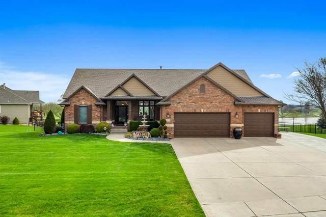 3100 Stoney Brk, Rose Hill, KS 67133 (MLS #579281) :: Keller Williams Hometown Partners