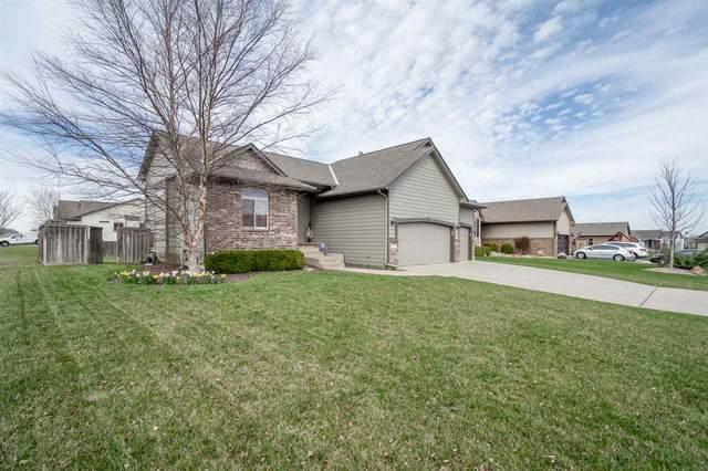 806 W Sandstone Ct, Andover, KS 67002 (MLS #579290) :: Keller Williams Hometown Partners