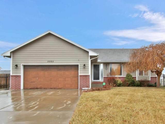 2205 S Shefford St, Wichita, KS 67209 (MLS #579294) :: Lange Real Estate