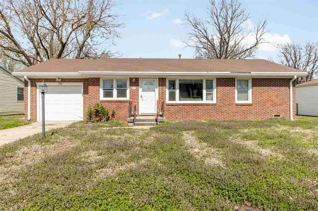 234 Virginia, Arkansas City, KS 67005 (MLS #579295) :: Lange Real Estate